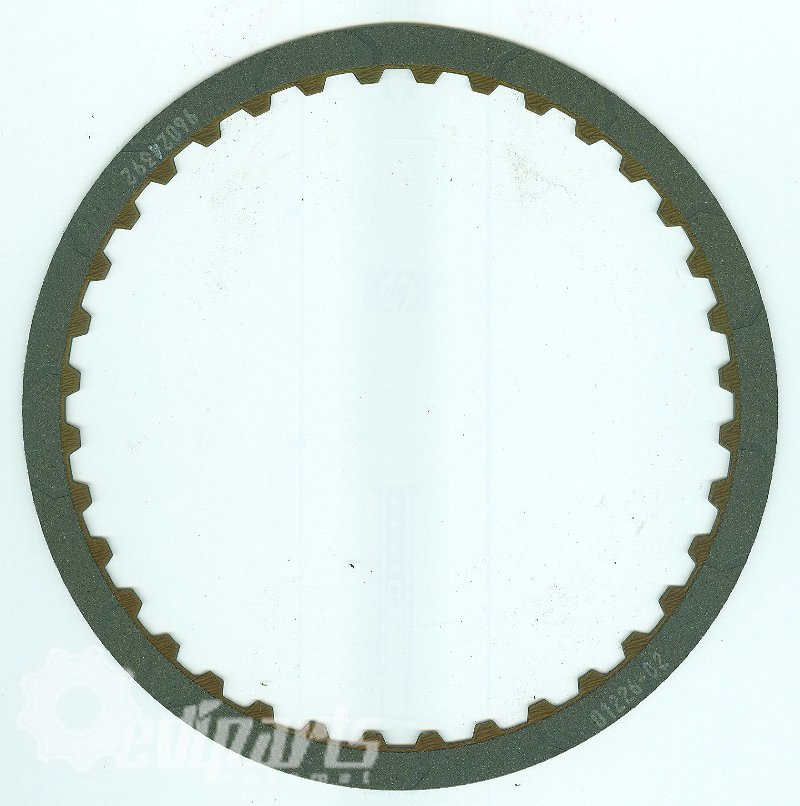 5L40E / 5L50E TARCZKA CIERNA DIRECT / LOW/REVERSE OEM